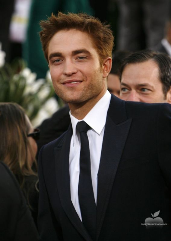 Robert Pattinson Uber Seine Neue Frisur Und Breaking Dawn Robert